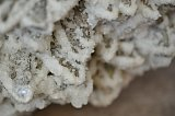 Gorgeous Pyrite on Calcite Crystal Cabinet Specimen